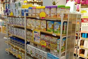 江西省母婴店
